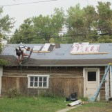A new roof by Eckhardt Roofing