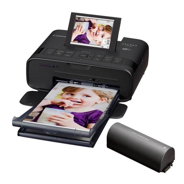 Canon Selphie Printer