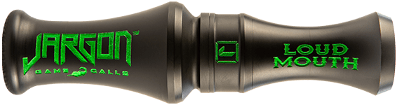 Loud Mouth Green Duck Call