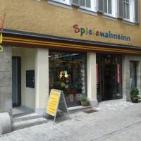 """Besondere Läden : """"Spielewahnsinn"""" in Schwäbisch-Hall"""