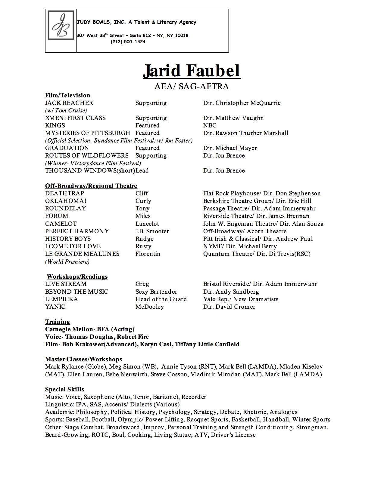 musical theatre resume examples director resume examples musical