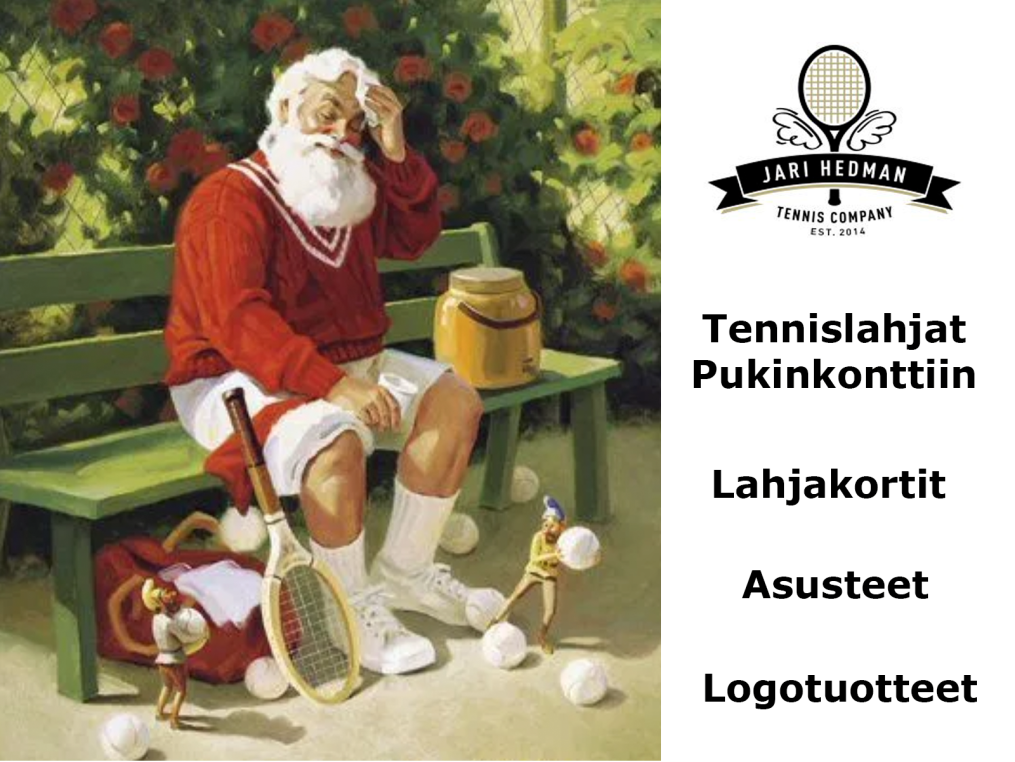 Father Christmas JariHedman