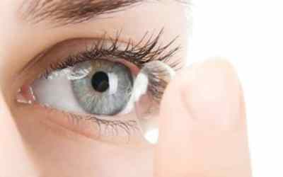 Lentes de contacto para vista cansada presbicia