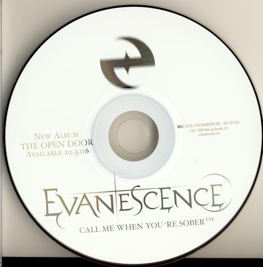 Promo CD - Disc