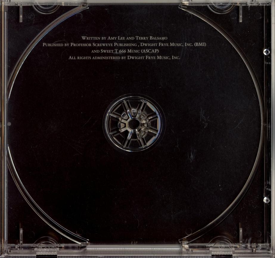 Promo CD - Inside