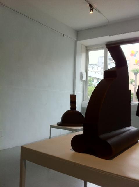 finds: Tsai Chih-Hsien's iron sculpture (2/5)