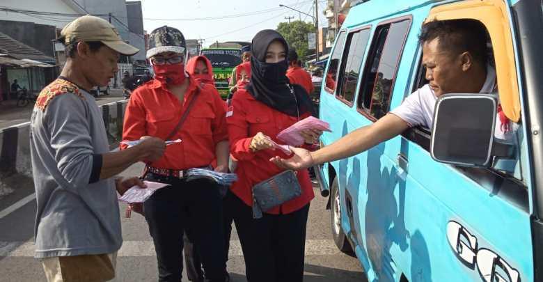 DPC PDIP Kab Cirebon, membumikan gotong royong Peduli wong cilik