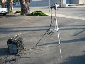 AR Binoculars Wide View