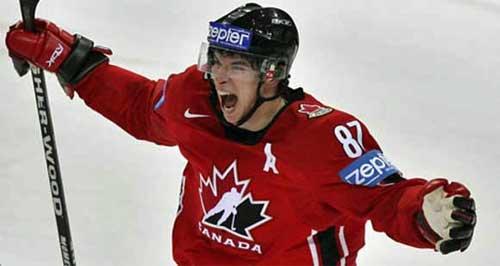 Sidney Crosby Team Canada Jersey