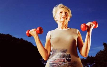 Resistance Training Prevents Cognitive Decline in Women