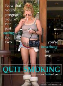 pregnant-smoking