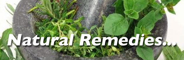 Natural Remedies Series..
