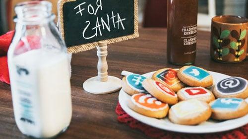 milk santa
