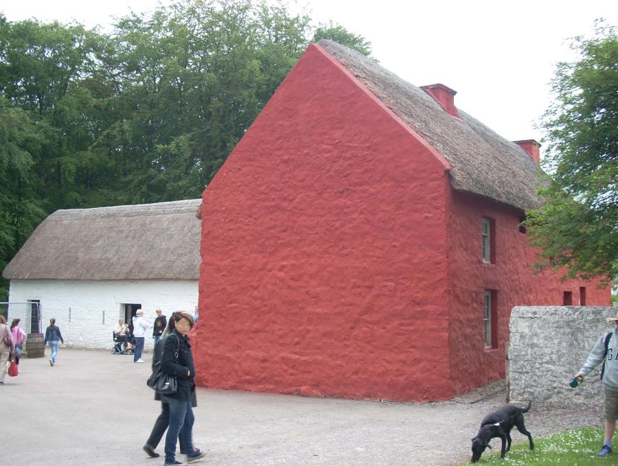 Farmhouse-St-Fagan's