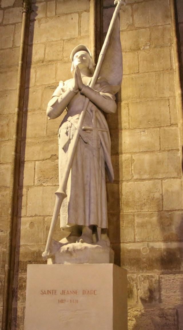 Sainte Jeanne D'Arc 1412-1431