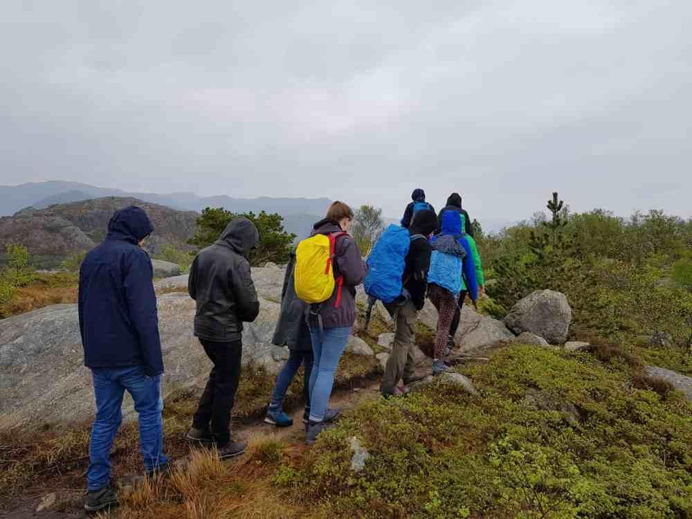 Flussbettwanderung Norwegen mit JAS-TOURS.DE