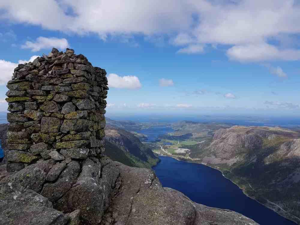 Rainerknuten Wanderung Norwegen mit JAS-TOURS.DE