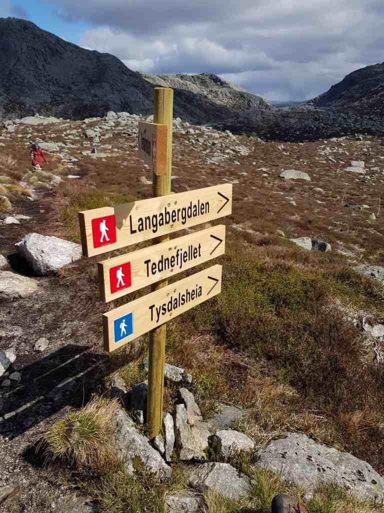 Wandern in Norwegen mit JAS-TOURS.DE