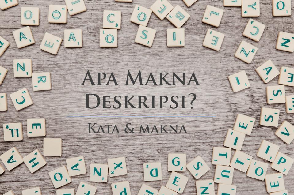 Filosofi Bahasa dan Penarikan Informasi – Apa Makna Deskripsi?