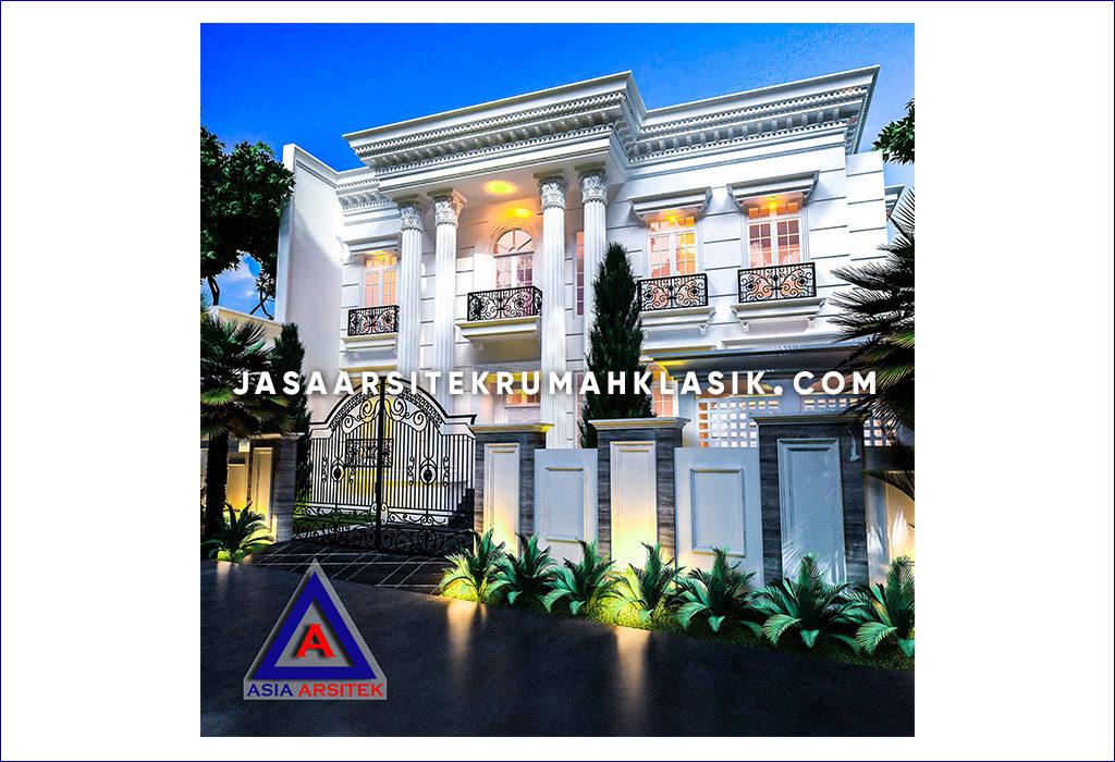 Jasa Arsitek Desain Rumah Klasik Di DKI Jakarta