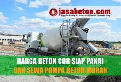 Harga Beton Cor Cibinong Bogor Per M3 Terbaru 2021