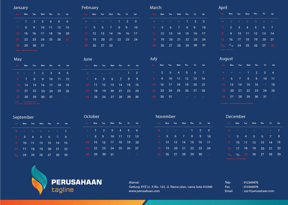 Kalender Murah   Jasa Cetak Kalender