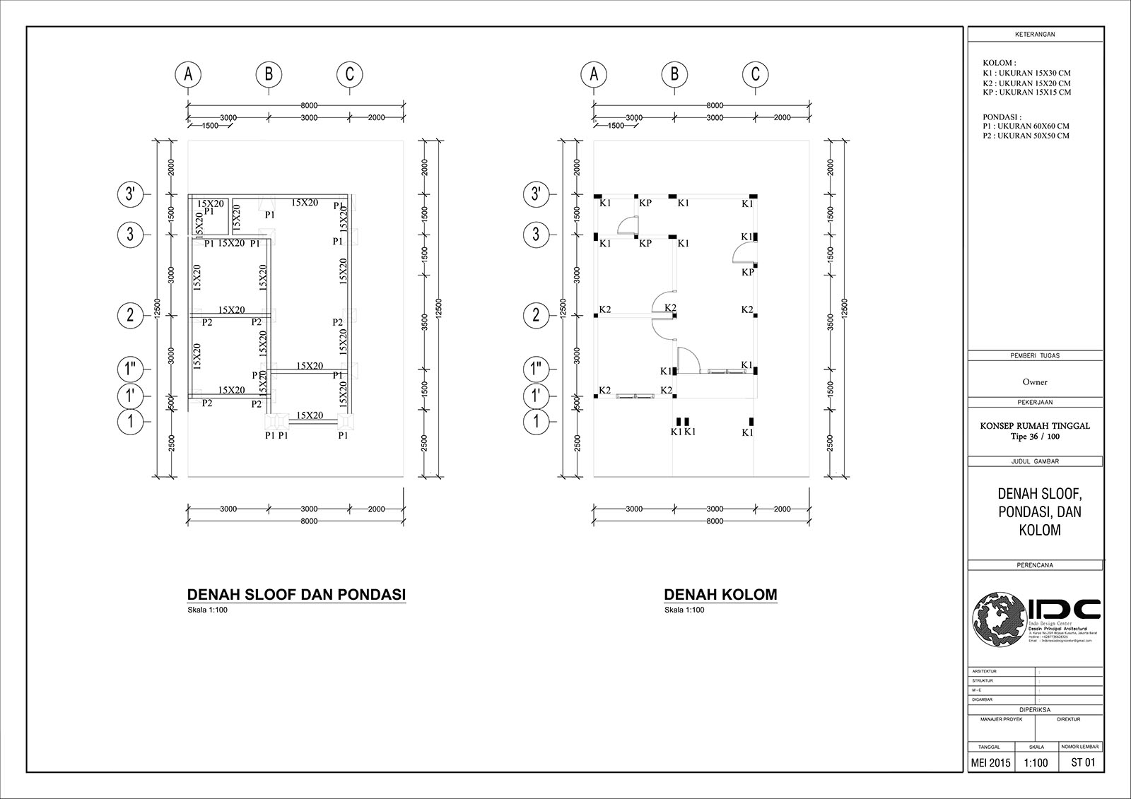 Denah Rumah Minimalis Format Autocad Dshdesign4kinfo