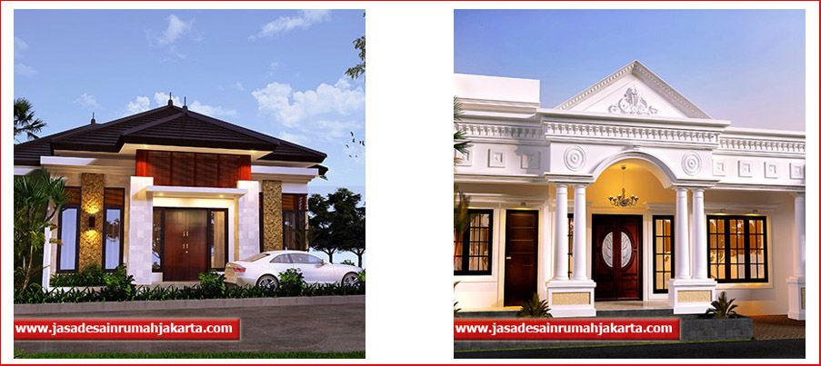 Desain Rumah Minimalis Sederhana 1 Lantai Jasa Desain Rumah Jakarta