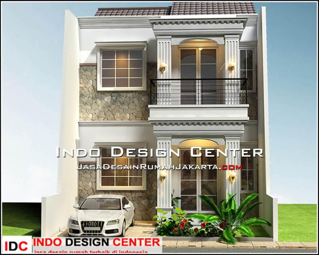 Desain Lebar Tanah 7 Meter 8 Meter Jasa Desain Rumah Jakarta