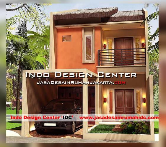 Jasa Desain Rumah Minimalis Modern Di Jakarta