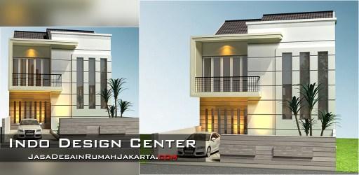 Jasa Desain Eksterior dan Interior Rumah Murah di Jakarta