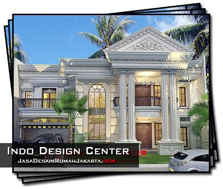 Galeri Desain Rumah Mewah Jasa Jakarta 2 Gambar