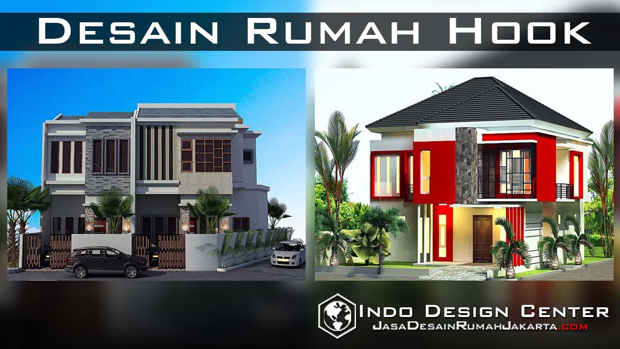 Desain Rumah Hook \u2013 Anda akan membangun rumah di hook/pojok ? tapi belum menemukan arsitek yang pas dan berkualitas ? Kami Indo Design Center bisa menjadi ... & Desain Rumah Hook - Jasa Desain Rumah Jakarta