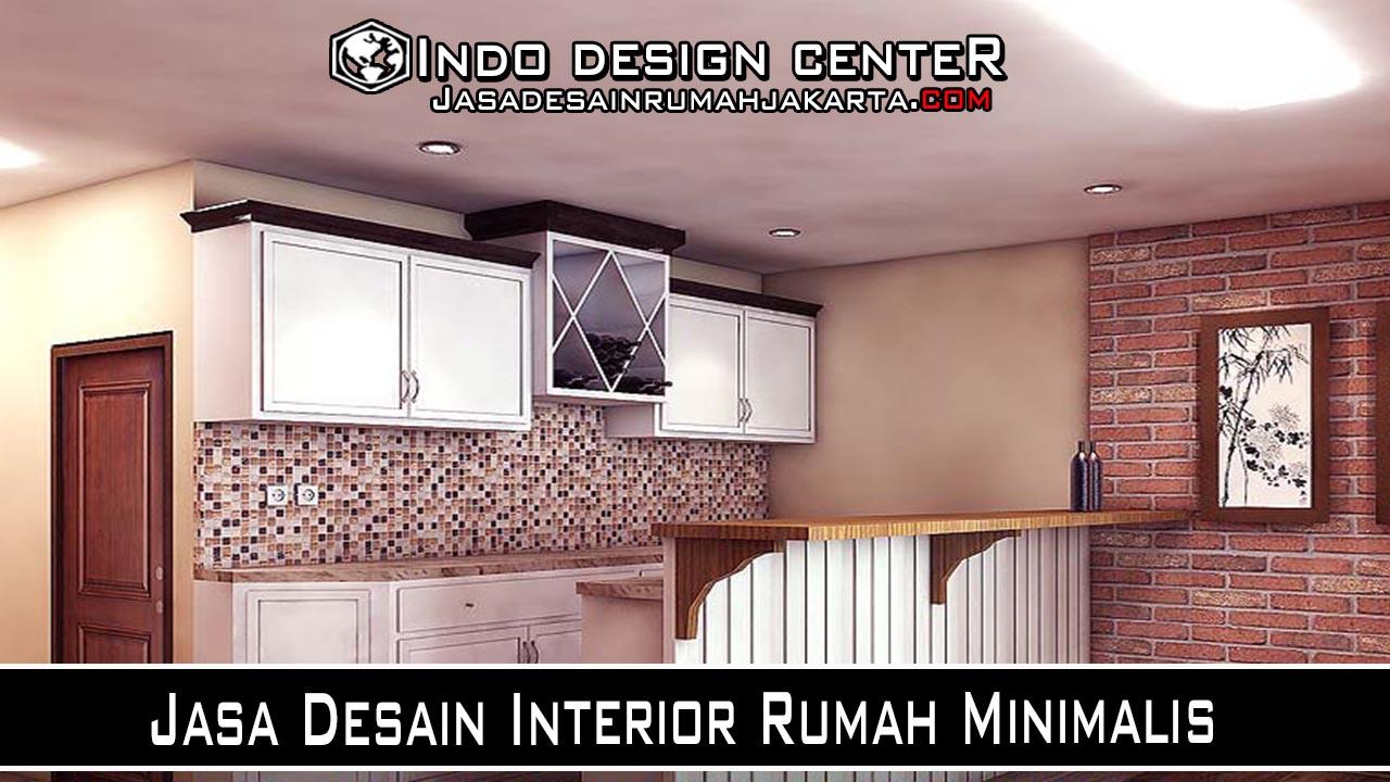 Jasa Desain Interior Rumah Minimalis Jasa Desain Rumah Jakarta