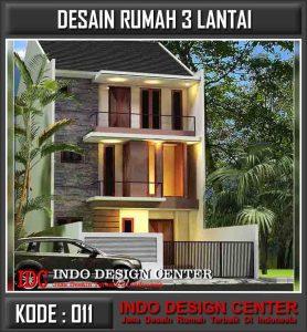 Desain Rumah Pak Amiruddin Di Bandung