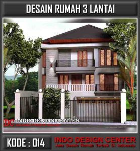 Desain Rumah Pak Ansari Di Bandung