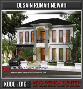 Desain Arsitek Rumah Mewah Bapak Anis Zainul