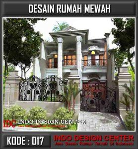 Arsitek Rumah Mewah Bapak Fahrudin