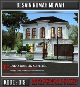 Arsitek Rumah Mewah Bapak Nasir