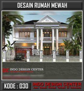 Arsitek Gambar Desain Rumah Mewah Di Bekasi Jawa Barat