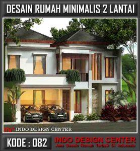 Desain Rumah Bu Faranisa Di Bandung