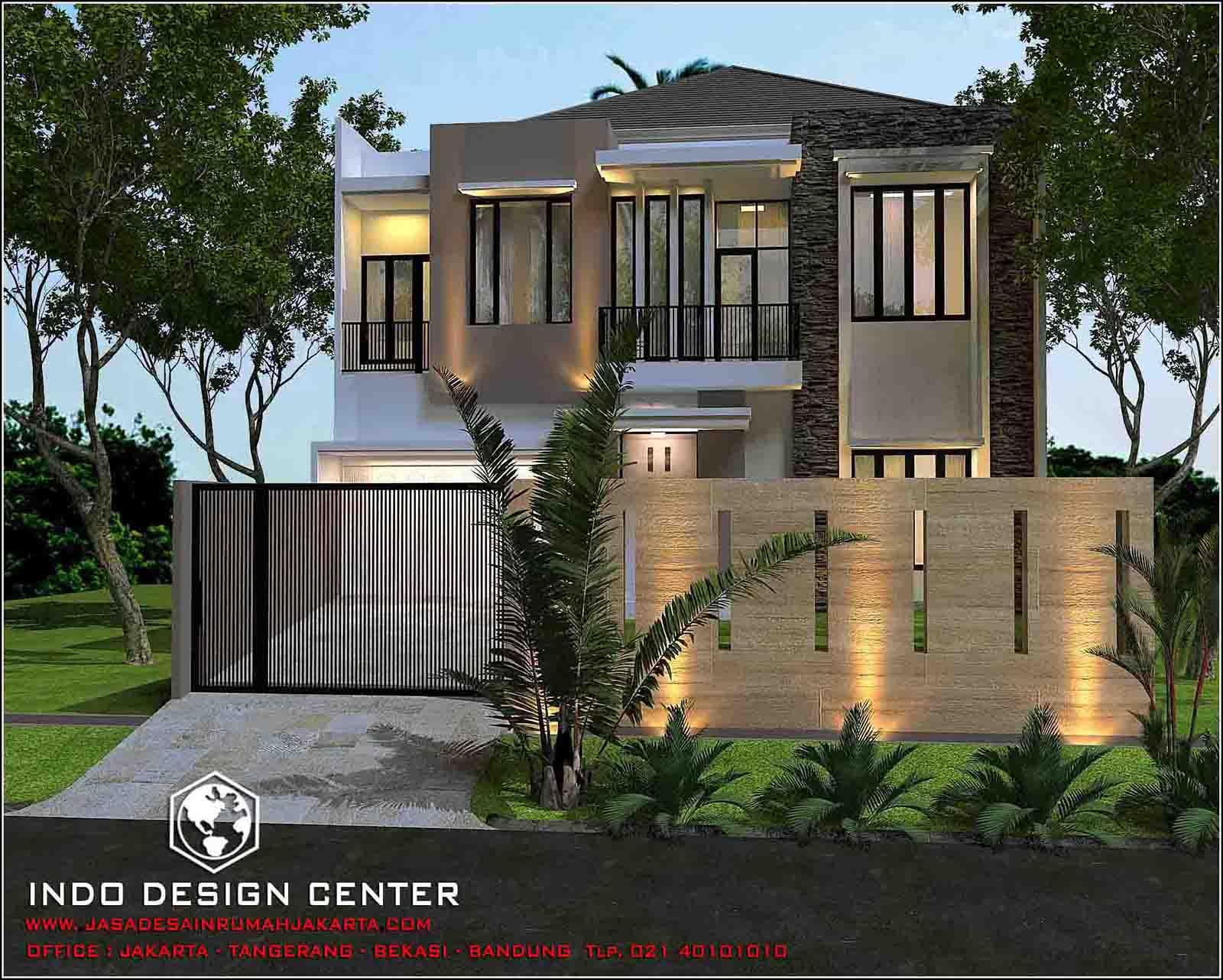 Rumah Minimalis 2 Lantai Modern Arsip Jasa Desain Rumah Jakarta
