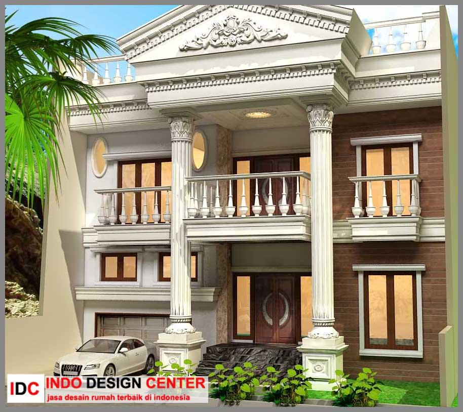 Gambar Rumah Mewah Mediterania