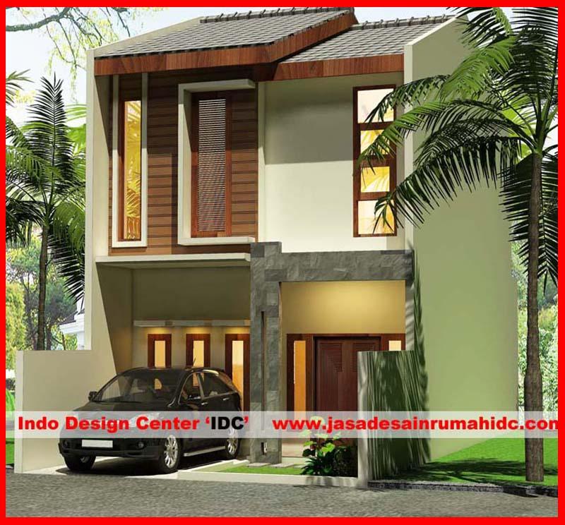 Gambar Rumah Modern 2 Lantai