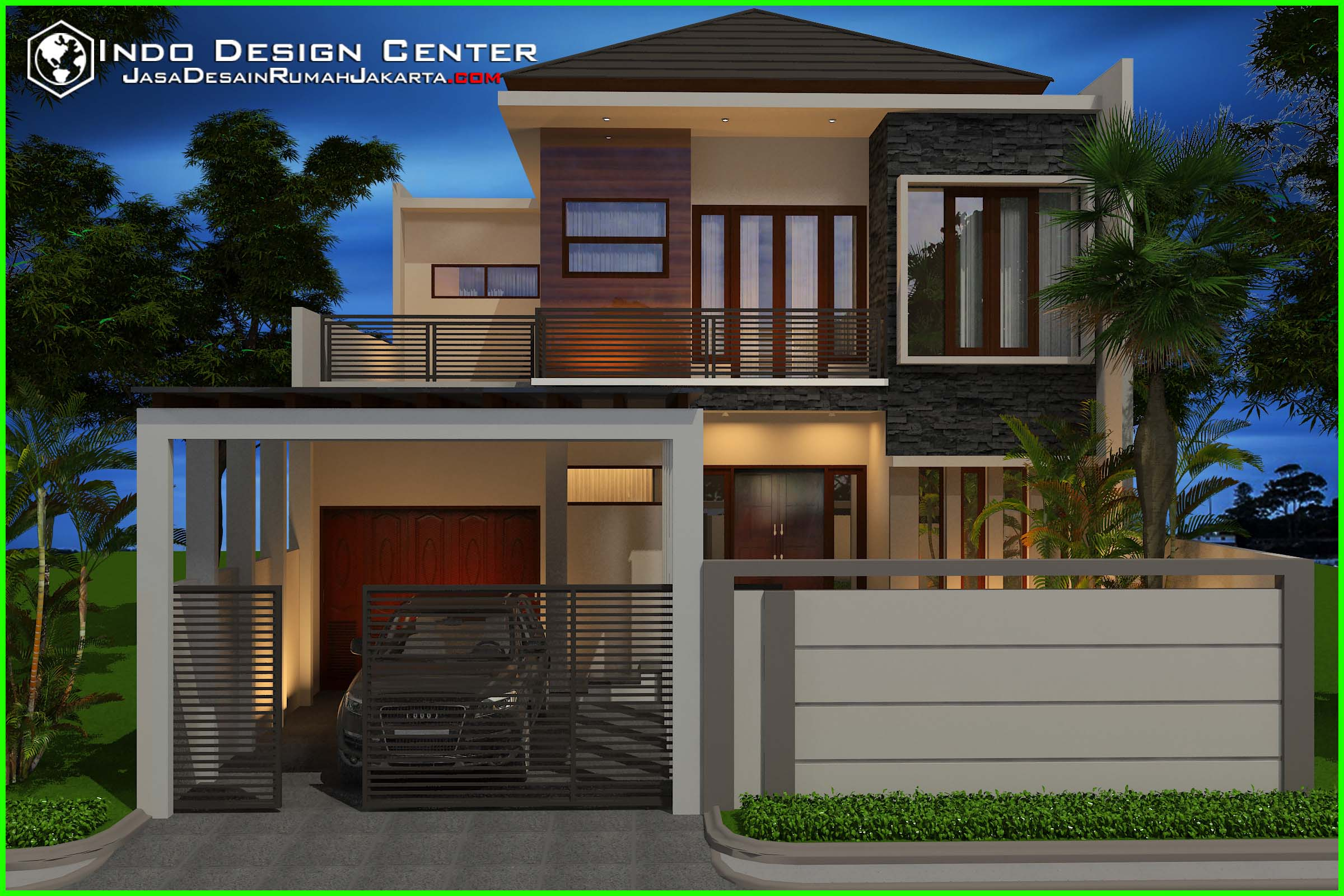 Gambar Gambar Rumah Tingkat Minimalis Jasa Desain Jakarta