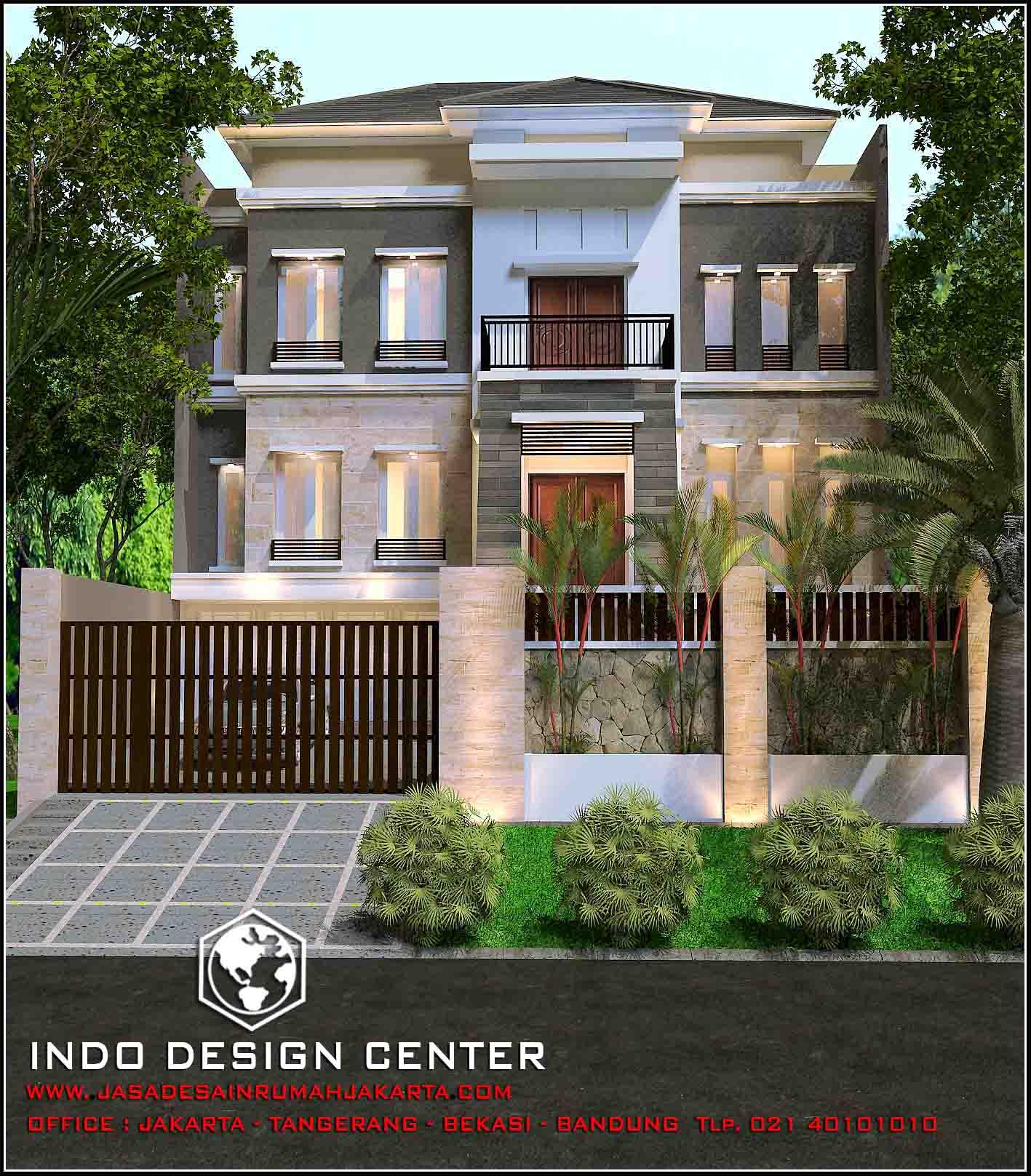 Jasa arsitek rumah minimalis di jakarta jasa desain for Arsitek di jakarta