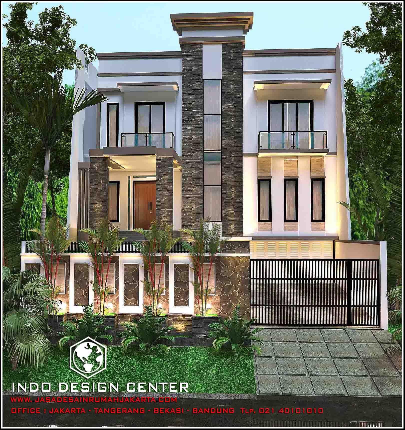 Desain Rumah Mewah Luar Negeri