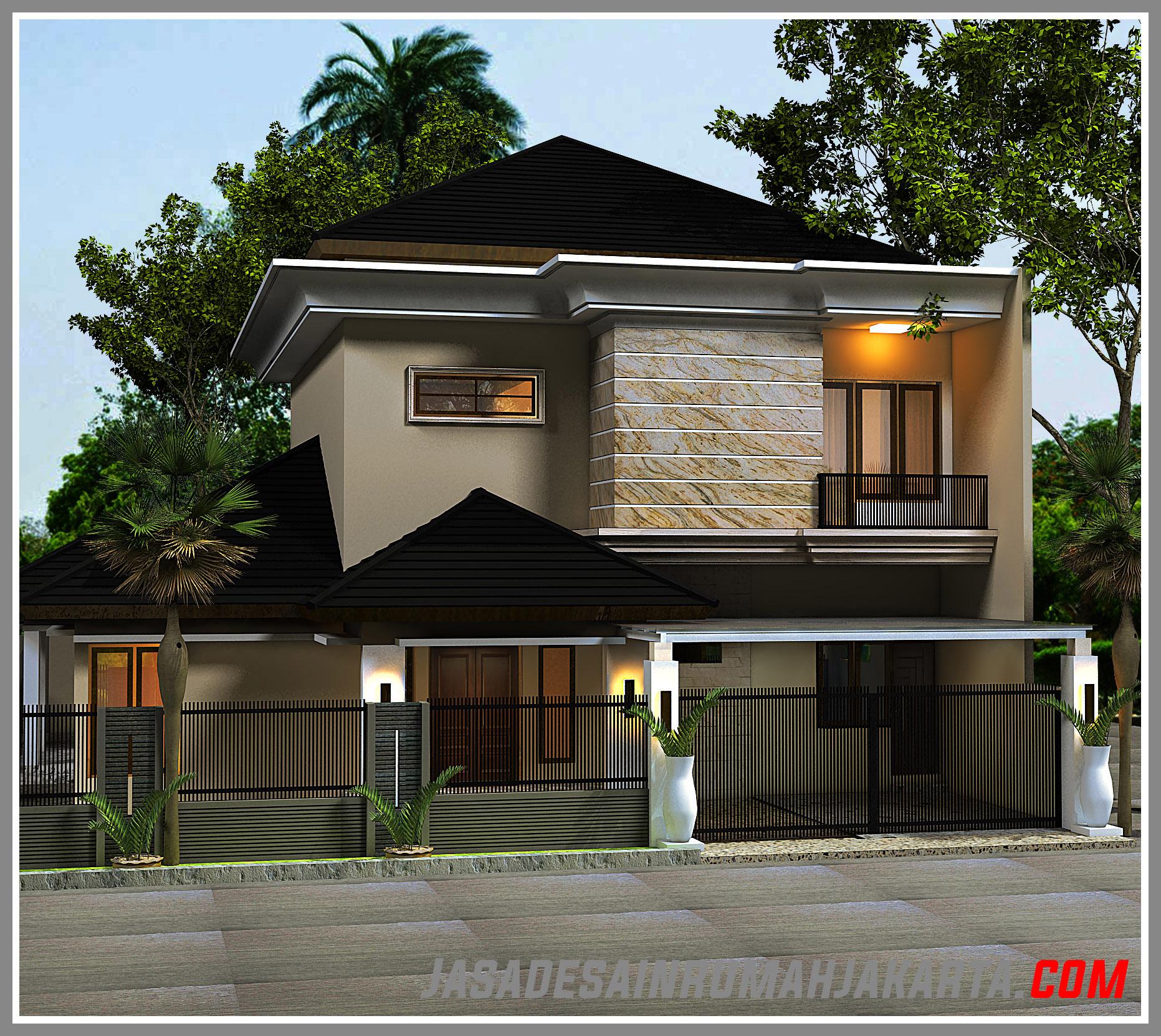 Kumpulan Model Gambar Rumah Terbaru Jasa Desain Rumah Jakarta