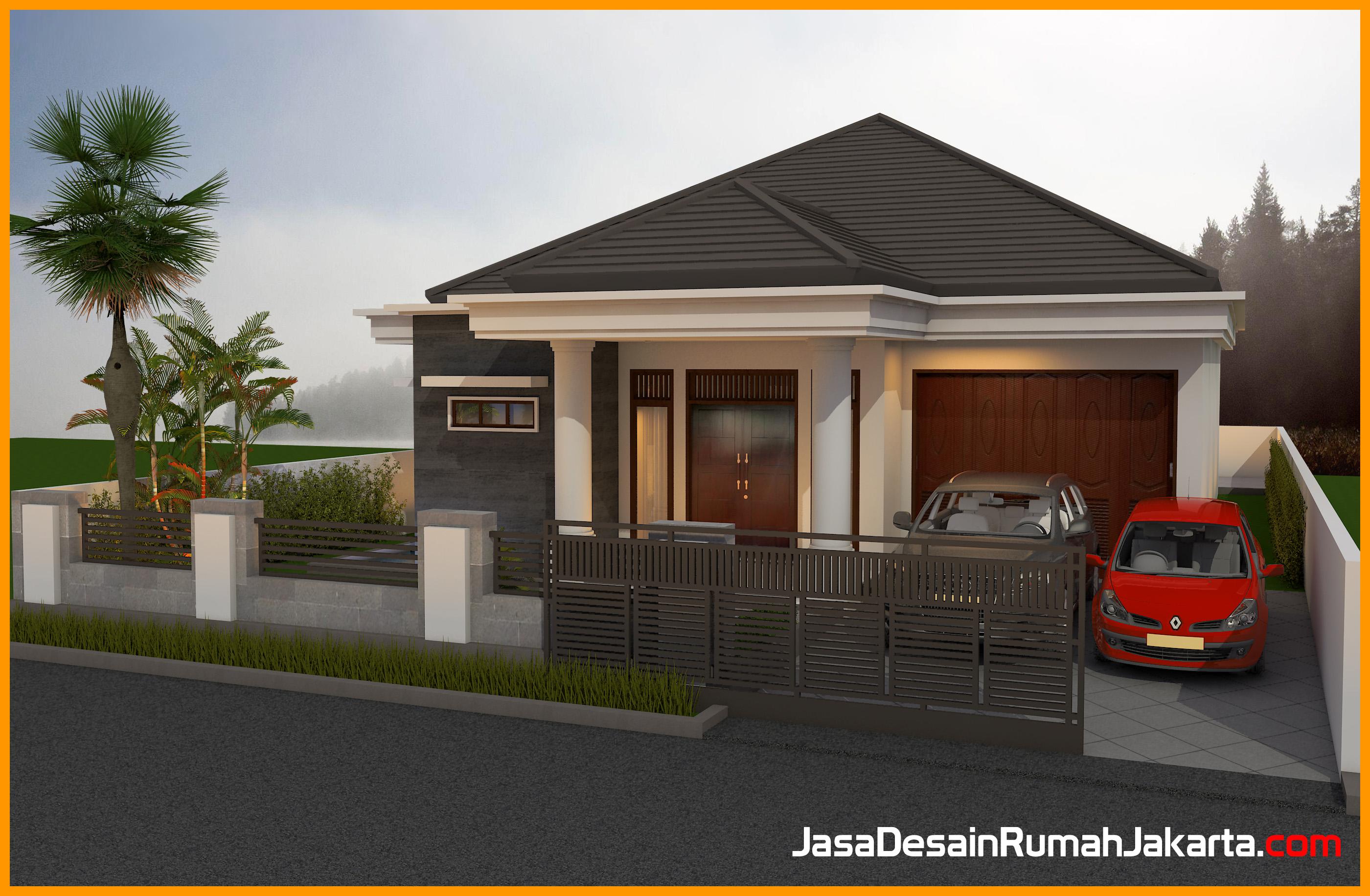 Model Desain  Rumah  Minimalis  Modern Jasa Desain  Rumah  Jakarta