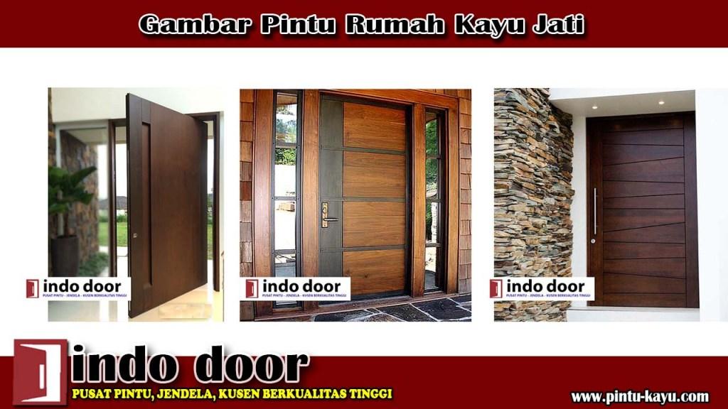 Gambar pintu panel Arsip - Jasa Desain Rumah Jakarta, Jasa ...